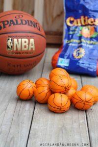 basketball treat