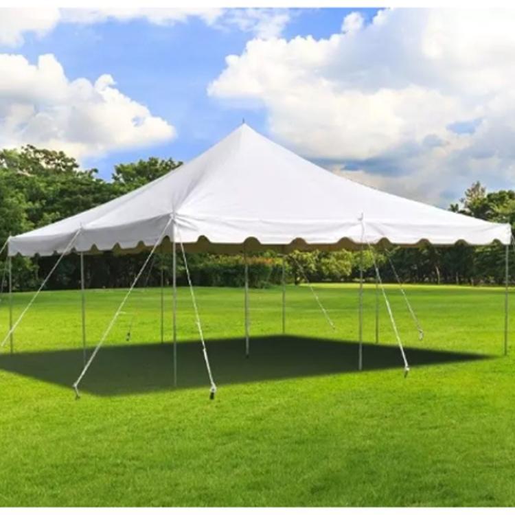 Tent - 15x15 White Low Peak