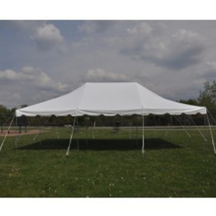 Tent - 20x30 White Low Peak