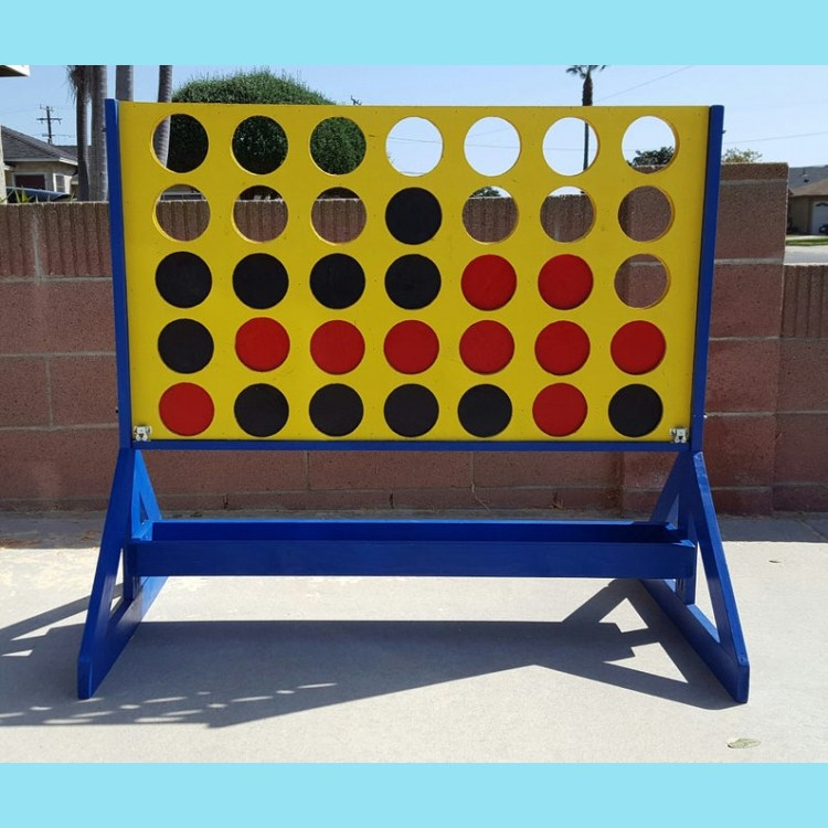 Giant Connect Four Game