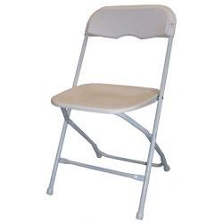 Chairs - White Plastic