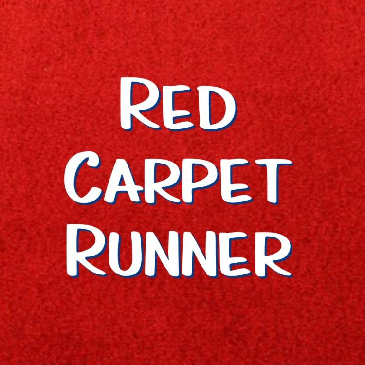 Carpet Runner - Red