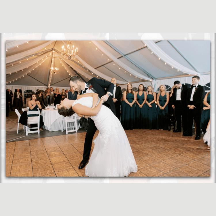 Dance Floor - Teakwood 15x15