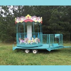 Carousel Ride (No Operator Provided)