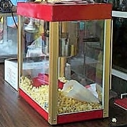 Popcorn Supplies for 100